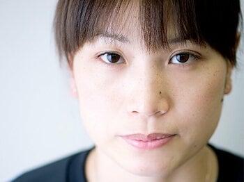 <女子バレー司令塔の告白> 竹下佳江 「ラストチャレンジ」<Number Web> photograph by Asami Enomoto