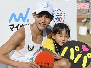 大迫傑が作った日本の新スタンダード。マラソン界に刻まれた2時間7分19秒。<Number Web> photograph by Kyodo News