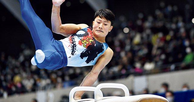 内村航平「五輪が1年延びて一番良かったのは彼」 驚異の18歳、北園丈琉が世界の頂点を目指せるワケ