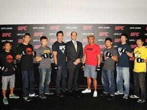 MMAの世界基準で日本が変わる!2012年2月、UFC日本大会開催へ。