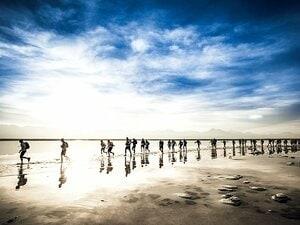 <超過酷レースに挑む人々> エクストリームな世界を楽しもう! ~荒野、砂漠、密林、北極、南極を駆ける~