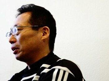 最先端のデータ解析と精神論で岡田ジャパンは「ベスト4」を狙う。<Number Web> photograph by Tamon Matsuzono