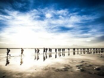 <超過酷レースに挑む人々> エクストリームな世界を楽しもう! ~荒野、砂漠、密林、北極、南極を駆ける~<Number Web> photograph by Thiago Diz
