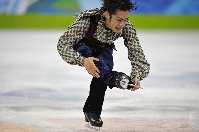 2010年 バンクーバー五輪 / photograph by Takuya Sugiyama/JMPA