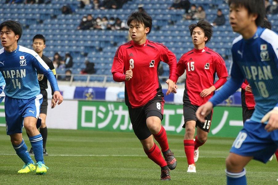 U-17W杯で痛感した世界最強との差。福岡慎平と上月壮一郎の成長曲線。<Number Web> photograph by Takahito Ando