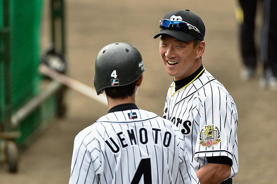 """金本監督「超変革」への批判は妥当か。阪神が強くなるための""""近道""""を探る。<Number Web> photograph by Nanae Suzuki"""
