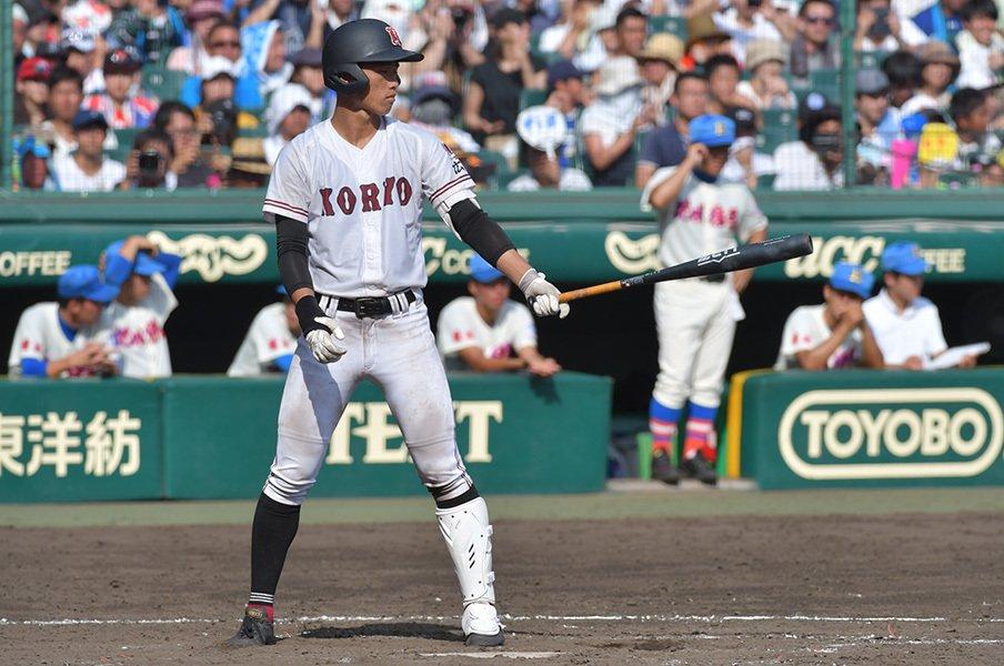 2017年のドラフト1位候補は4人!清宮、中村、安田、田嶋は重複必至。<Number Web> photograph by Hideki Sugiyama