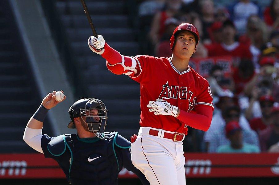 大谷翔平に左投手の壁はある?監督「彼の才能ならば間違いなく」<Number Web> photograph by Getty Images