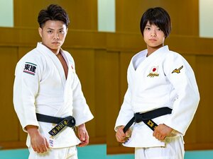 <「2019世界柔道」直前インタビュー vol.1>兄妹で目指す金メダル。