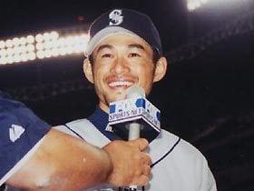 Ichiro's Big Impact! イチローは最大の功労者。