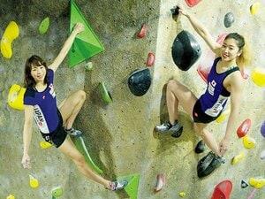 スポーツクライミング界初メダルを!野中生萌&野口啓代、五輪への思い。