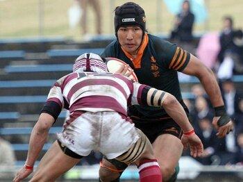 オコナーの大活躍に思う日本の育成のあり方。~大学ラグビーにインターン制度を~<Number Web> photograph by Nobuhiko Otomo
