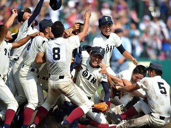 大阪桐蔭4度の優勝にあった共通点。「前年より弱い」という危機感が原点。<Number Web> photograph by Hideki Sugiyama