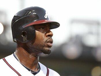 大型新人ヘイワードは黒人の星となれるか。~地元とMLBの期待を背負う理由~<Number Web> photograph by Sports Illustrated/Getty Images