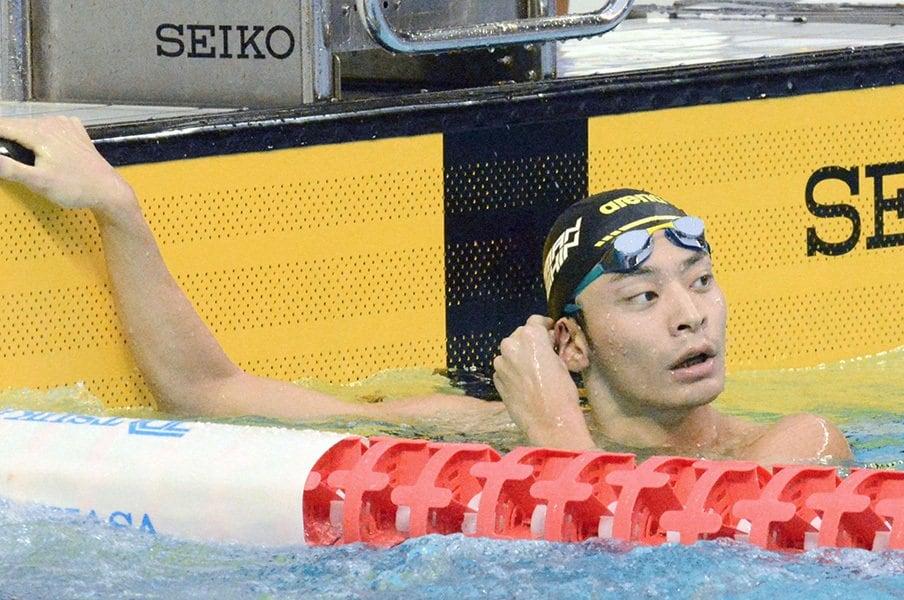水泳・入江陵介のスタイルは不変。「普通」のままで世界と戦い続ける。<Number Web> photograph by JMPA