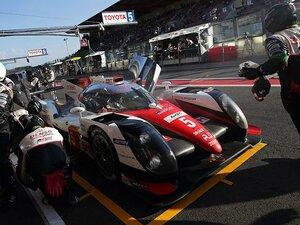ル・マン初制覇をターゲットに、最強マシンTS050 HYBRIDで挑むトヨタ。