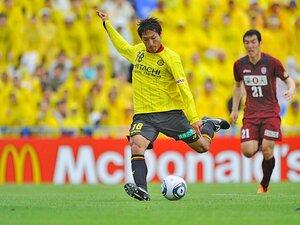 首位レイソルの原動力、田中順也。圧倒的な攻撃力を支える左足の秘密。
