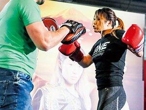 アジア最大の格闘技団体ONEが無敗のヒロインとともに初上陸。~アジアの血が流れる格闘一家~