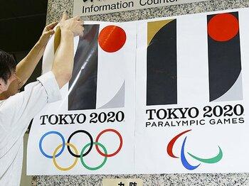 """紛糾した東京五輪エンブレム問題。足りなかったのは、大会の""""理念""""。<Number Web> photograph by Getty Images"""