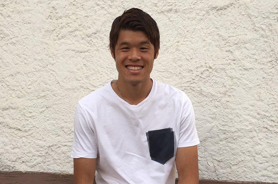 マルセイユ移籍の酒井宏樹を直撃!「26歳、上に行けるか今が勝負の時」<Number Web> photograph by Yusuke Mimura