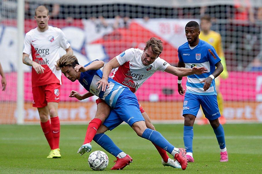 欧州挑戦するサッカー選手と語学問題。中山雄太はどう克服し、試合に出たか?<Number Web> photograph by Getty Images