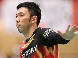 柳田将洋が「影響を受けた選手」。Vリーグ最多出場男・36歳酒井大祐。