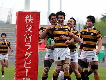 記憶に残るフルバック、栗原徹の引退に思う。~1試合60得点、偉大な世界記録~<Number Web> photograph by Nobuhiko Otomo