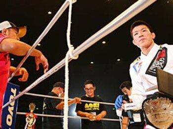 日本格闘技が目指すべき信用回復と米進出。~青木真也に注目の最新動向が!~<Number Web> photograph by Susumu Nagao