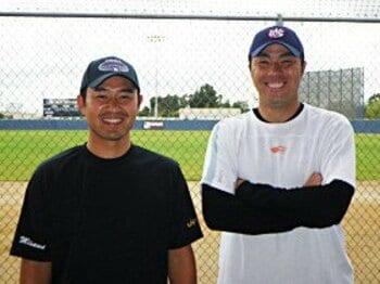 アメリカでチャンスを探す日本人たち。<Number Web> photograph by Yasushi Kikuchi