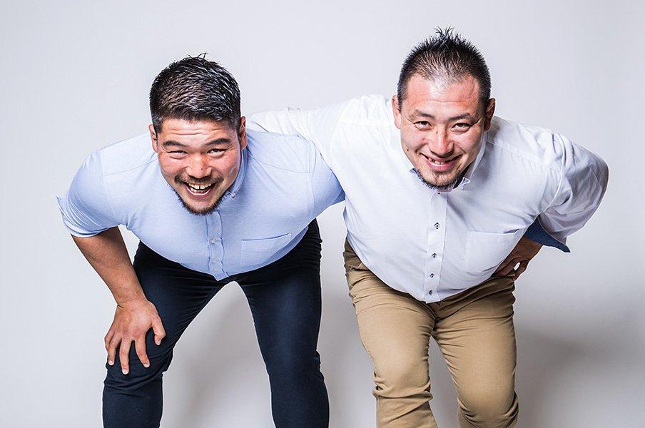畠山健介と湯原祐希のスクラム語り。「ジャパンが重要性を知らしめた」<Number Web> photograph by Kiichi Matsumoto