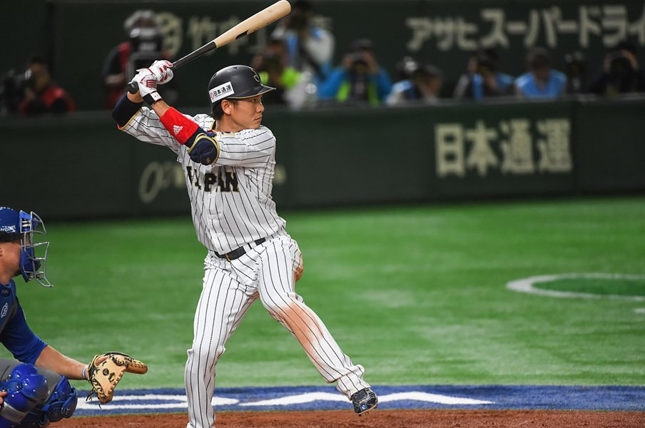 <WBSCプレミア12プレビュー>坂本勇人「5年間の成長の軌跡」<Number Web> photograph by Nanae Suzuki