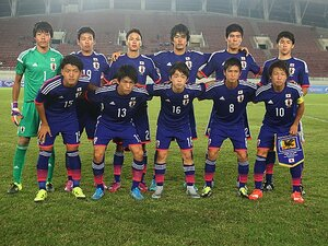 東京五輪世代のU-19は逸材揃い!?小川、堂安……狙うは世界での活躍。