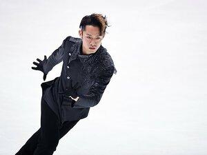 高橋大輔、不変の魅力とスケート愛。全日本選手権2位の「先」へ向かって。