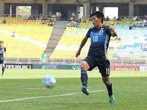 小中高プロ、そしてU-19代表でも――。和田昌士と遠藤渓太は「最高の2人」。