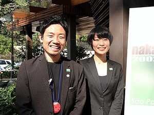 中田英寿運営のカフェで働く意義は?サンパウロの日本人スタッフの大志。