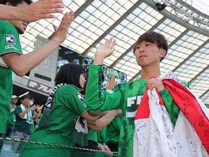 小林祐希、中島翔哉らと通ずるもの。東京V藤本寛也がU-20W杯で輝く理由。