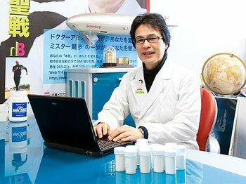 """<お勉強> """"Dr.アミノ""""こと大谷勝東大教授にアミノ酸のイロハの""""イ""""を聞いてみた。<Number Web> photograph by Sports Graphic Number"""