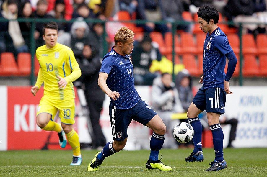 なぜ選手達に「気迫」が見えない?ハリルJに日本サッカーの大前提を問う。<Number Web> photograph by Getty Images