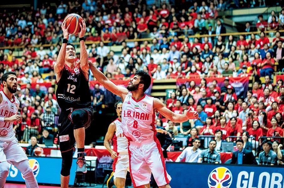 渡邊&八村がW杯2次予選で躍動。海外組が日本バスケ界を変える!?~戦術理解と協調性が噛み合って~<Number Web> photograph by Kiichi Matsumoto