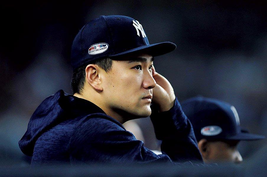 リーダー不在のヤンキース。復権のカギは「自己犠牲」。~数字に残らないプレーが勝敗を分ける~<Number Web> photograph by Getty Images