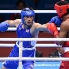 鋭いパンチを繰り出す村田諒太。~ロンドン五輪2012~