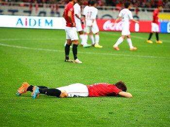 """1試合と1年間、それぞれの""""終盤力""""。浦和が浴びたブーイングの内実とは?<Number Web> photograph by J.LEAGUE PHOTOS"""