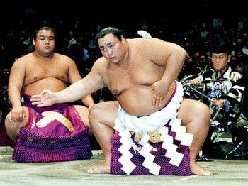 北の湖敏満とニッポンの記憶。~相撲の古きよきイメージの「最期」~<Number Web> photograph by KYODO