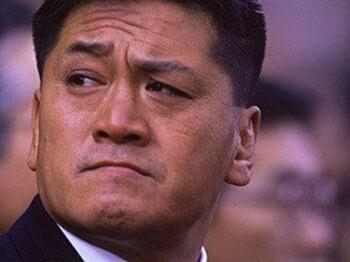 """ラグビーに生涯を捧げた""""タックルマン""""石塚武生。<Number Web> photograph by Naoya Sanuki"""