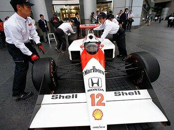 ホンダのF1担当社員に聞いてみた、F1撤退・復帰に関する本当の気持ち。<Number Web> photograph by AP/AFLO