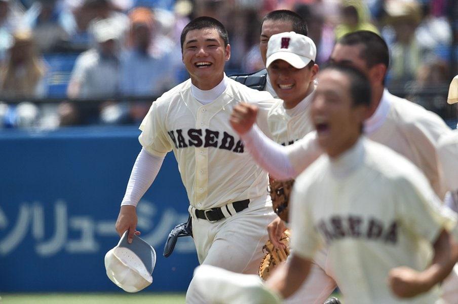 「超高校級」の出現は6~8年周期!?筆頭は清宮幸太郎、そしてもう1人。<Number Web> photograph by Hideki Sugiyama