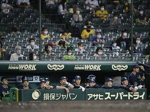 ビールの売り子は無言、ヤジに注意。阪神×ヤクルト、有観客試合観戦記。