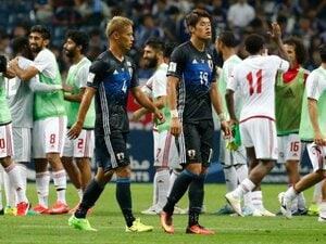 """「一瞬のスキも見せられない」まさかの苦戦、疑惑の判定…日本代表が経験してきた""""W杯最終予選の厳しさ"""""""