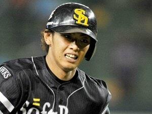 今宮健太、高校通算62発からの変身。「小技と守備」でSBを日本一に導くか。