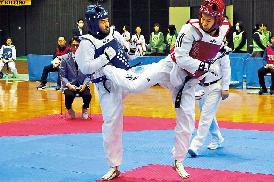 テコンドーで東京五輪を目指す格闘家・菊野克紀の夢の行方。~最後の1人は開催国枠で決まる~